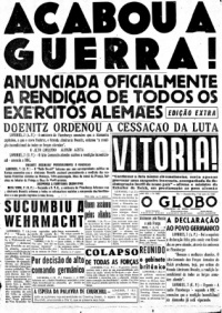 Adeus, nazi-fascistas: há 75 anos, Brasil cantava o 'fim' da Segunda Guerra